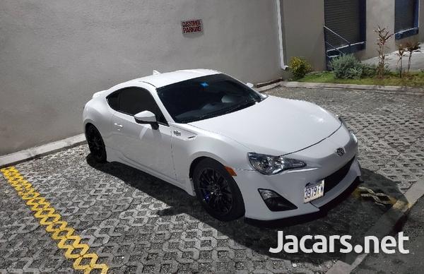 Toyota GT86 2,0L 2016-7