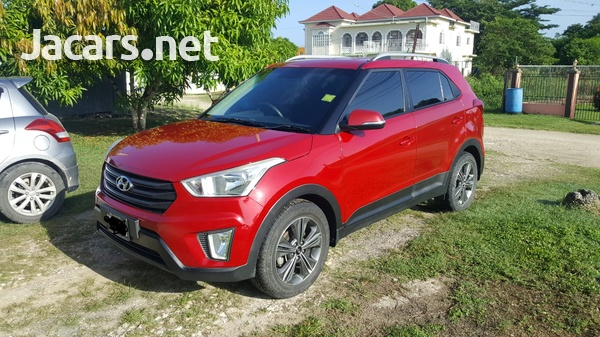 Hyundai Creta 1,6L 2016-1