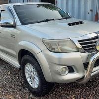 Toyota Hilux 2,5L 2012
