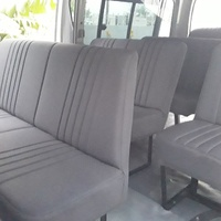 BUS SEATS WITH A DIFFERENCE.
