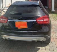 Mercedes-Benz GLA-Class 1,6L 2016