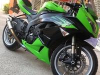 2011 Kawasaki zx6r Bike