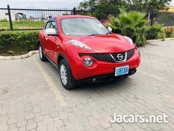 Nissan Juke 1,5L 2014-4