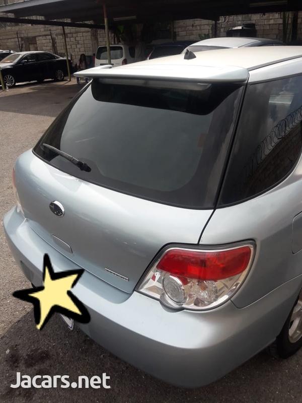 Subaru Legacy 1,8L 2007-2