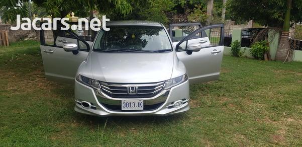 Honda Odyssey 2,3L 2013-7