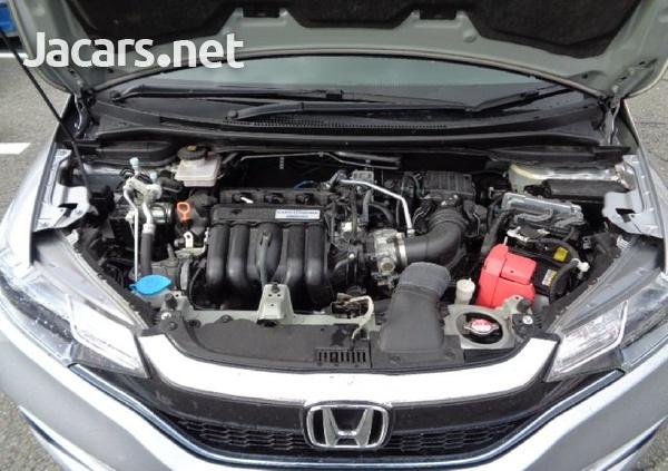 Honda Fit 1,5L 2018-12