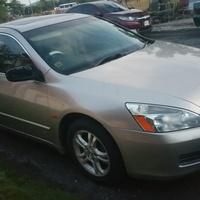 Honda Accord 2,4L 2006