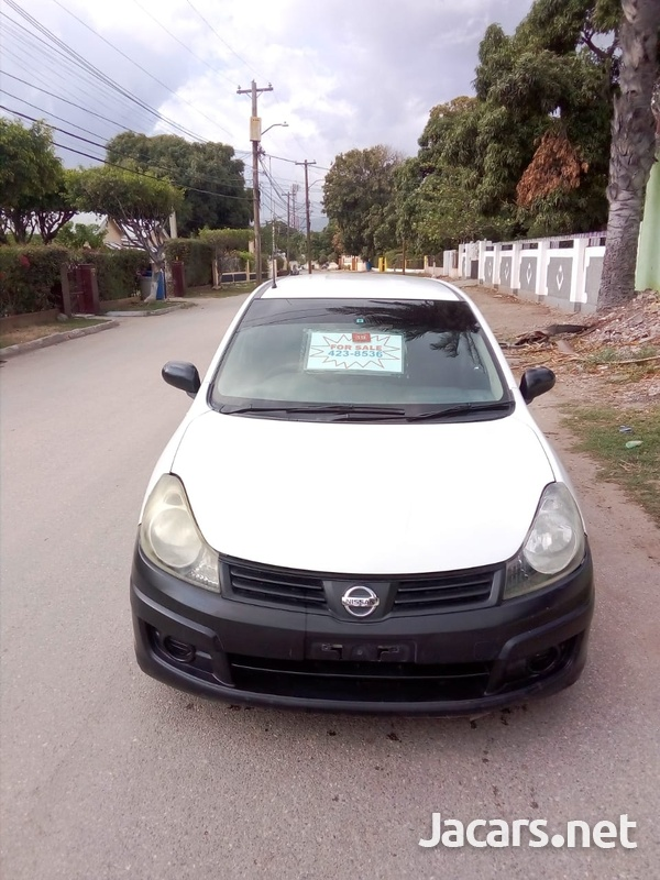 Nissan AD Wagon 1,5L 2010-6