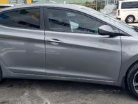 Hyundai Elantra 2,0L 2013