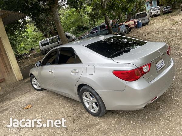 Toyota Mark X 2,1L 2012-8