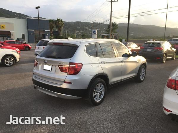 BMW X3 2,0L 2013-1