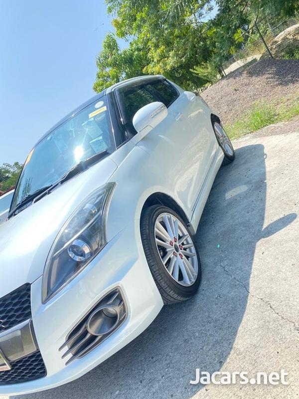 Suzuki Swift 1,6L 2013-3