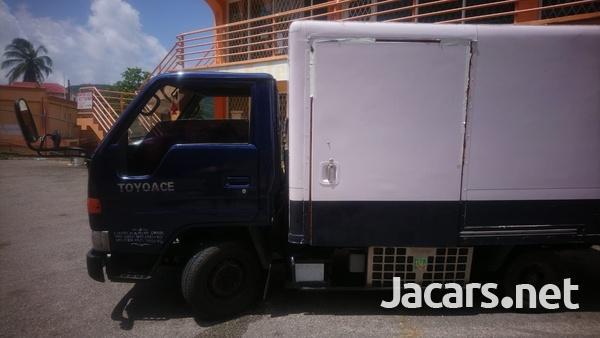 1996 Toyoace Freezer Truck-4