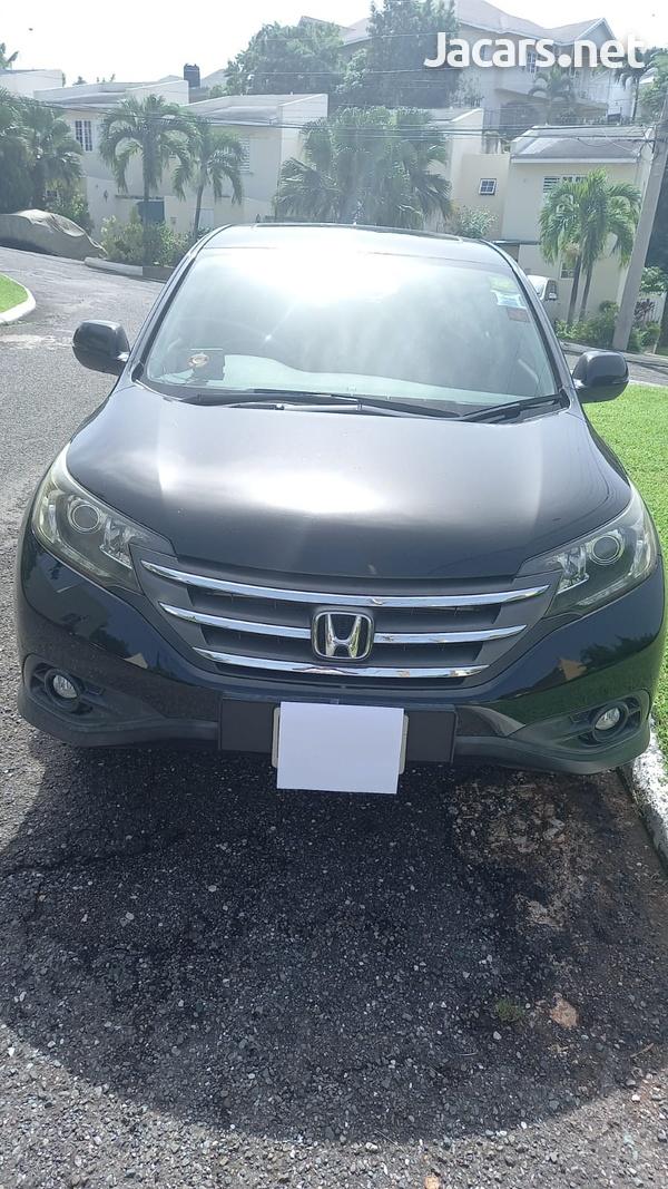 Honda CR-V 2,0L 2013-8