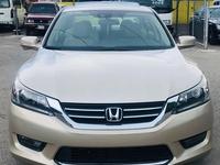 Honda Accord 1,6L 2013