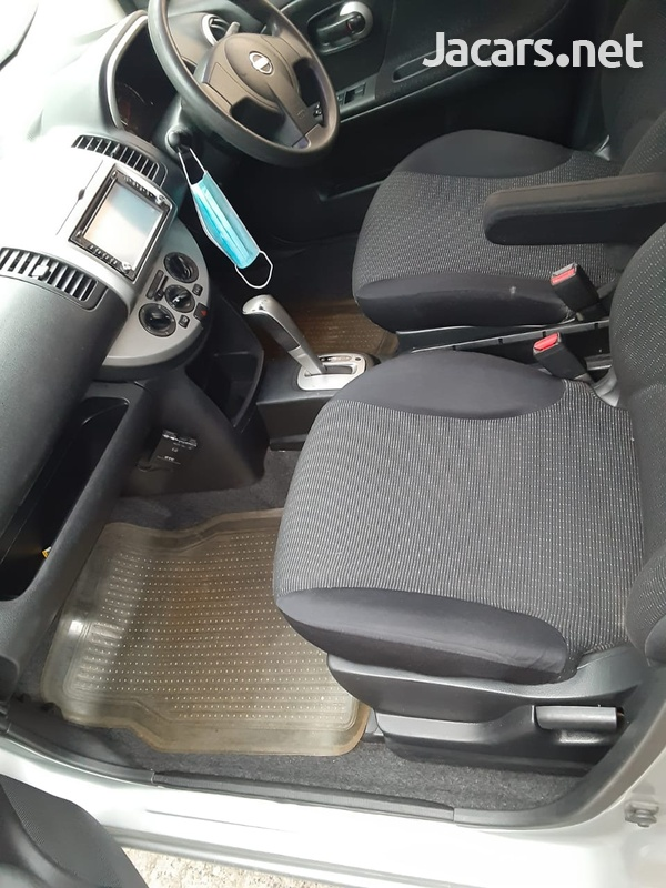 Nissan Note 1,3L 2011-3