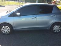 Toyota Vitz 0,9L 2013
