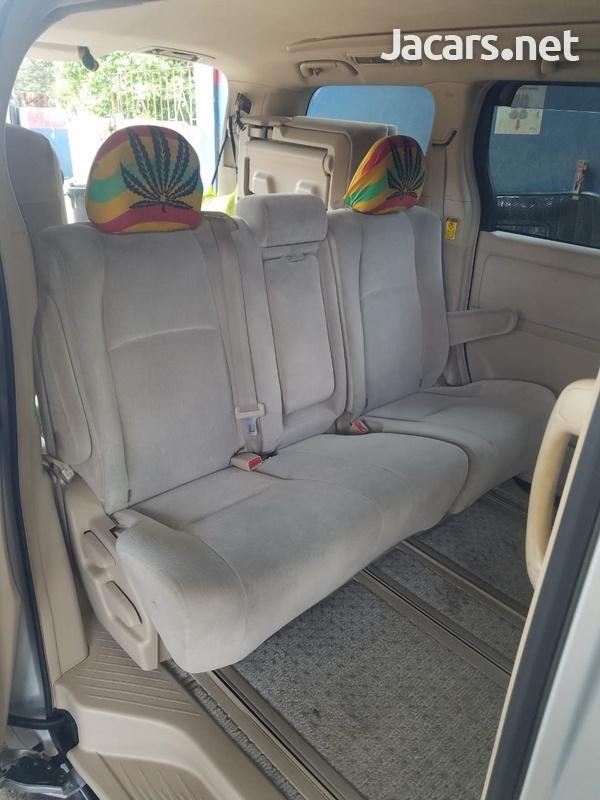 Toyota Alphard 2,0L 2011-12