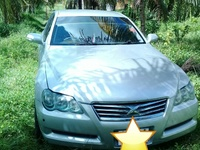 Toyota Mark X 1,7L 2007
