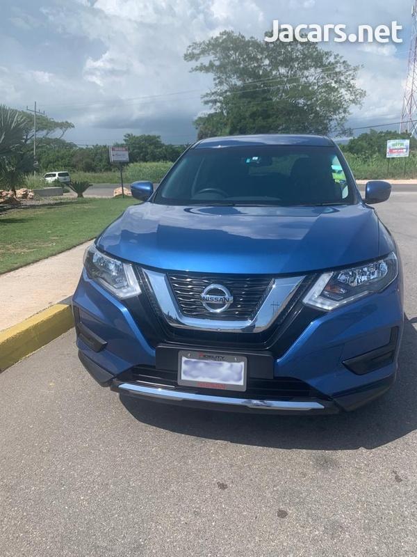 Nissan X-Trail 2,0L 2020-6