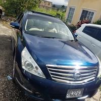 Nissan Teana 2,7L 2012