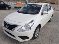 Nissan Latio 1,5L 2016