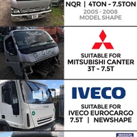 VARIOUS CAB/TRUCK HEAD ONLY SALE