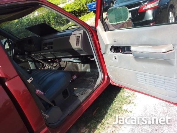 Chevrolet C/K 1500 2,0L 1991-2