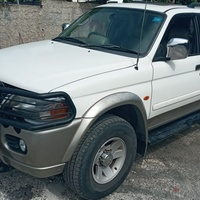 Mitsubishi Montero Sport 3,0L 2002
