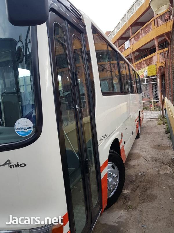 2009 Isuzu Gala Mio Bus-12