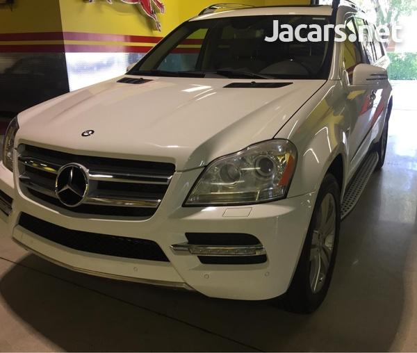 Mercedes-Benz GL-Class 3,0L 2012-1