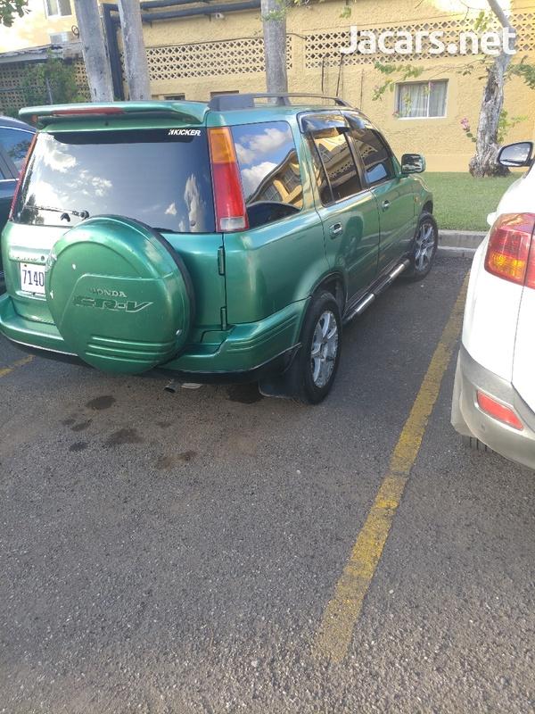Honda CR-V 2,1L 1998-5