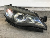 Right front light Subaru Impreza WRX