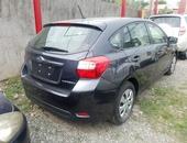 Subaru Impreza 2,4L 2016