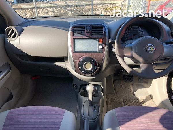 Nissan March 1,5L 2018-6