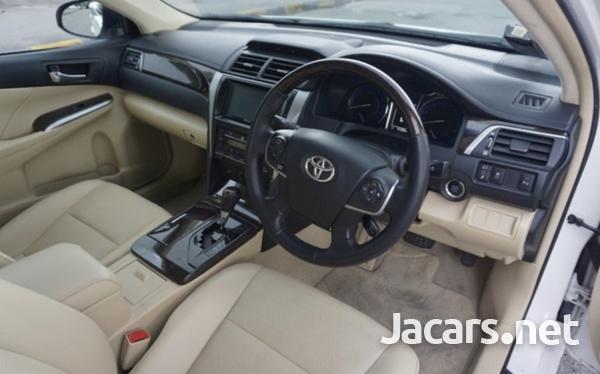 Toyota Camry 2,5L 2016-4