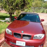 BMW 1-Series 2,0L 2012