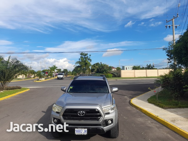 Toyota Tacoma 2,7L 2016-15