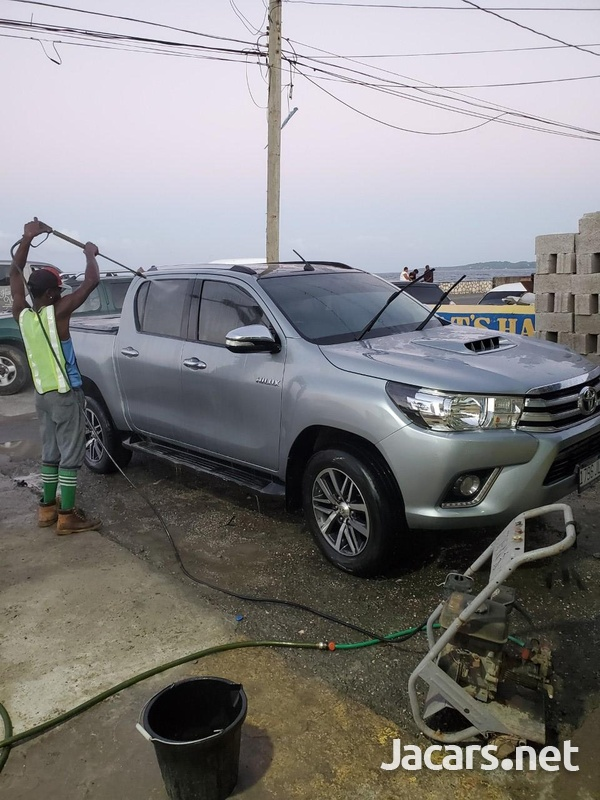 Toyota Hilux 3,4L 2016-3