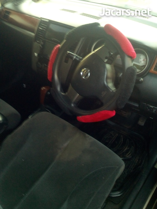 Nissan Tiida 1,7L 2008-10