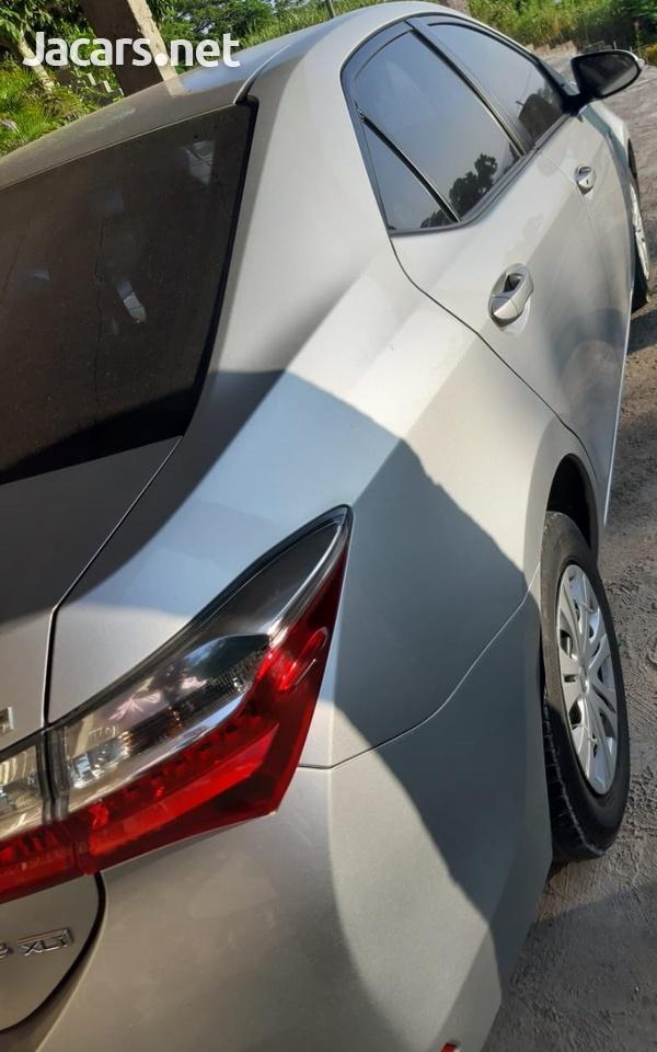 Toyota Corolla XLi 1,6L 2018-2