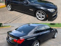 BMW 7-Series 2,5L 2013