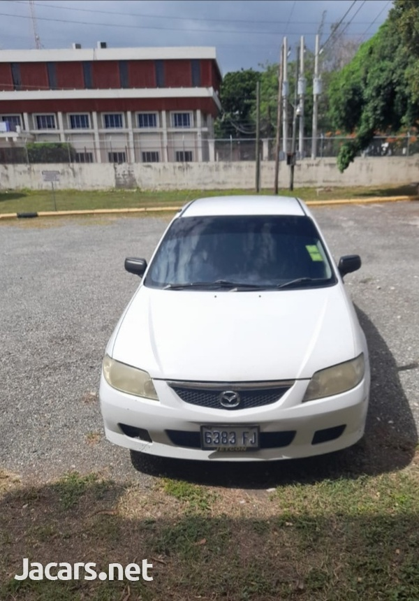 Mazda Familia 1,3L 2001-10