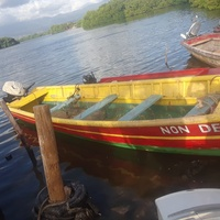 30 ft Fishing boat with fishfinder and GPS and all equipments.