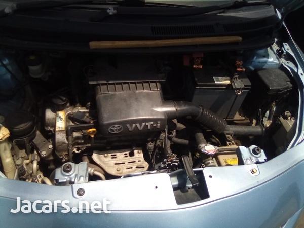 Toyota Belta 1,3L 2008-2