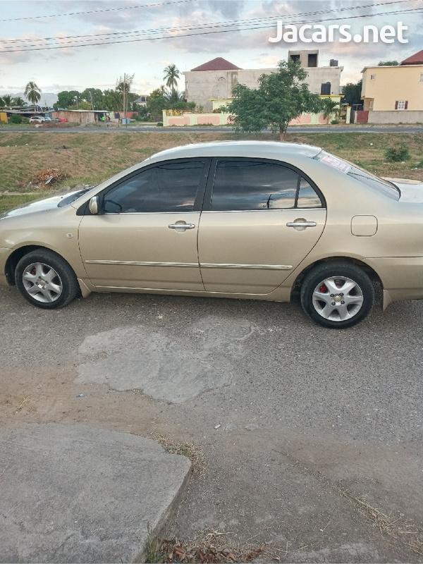 Toyota Corolla Altis 1,6L 2004-7