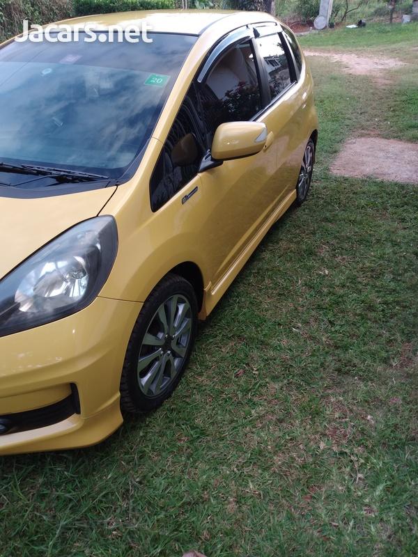 Honda Fit 1,5L 2012-6