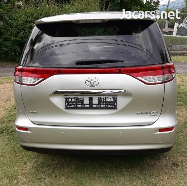 Toyota Previa 2,4L 2012-6