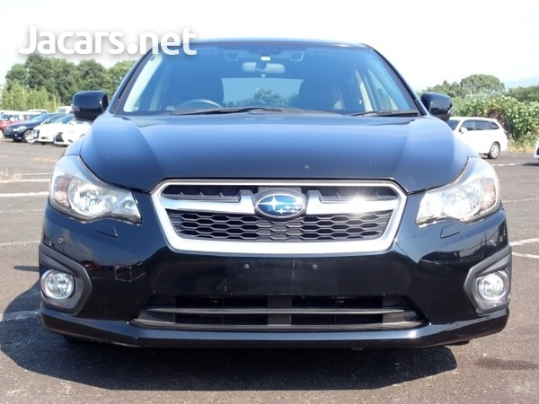 Subaru Impreza 2,5L 2012-3