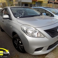 Nissan Latio 1,1L 2014